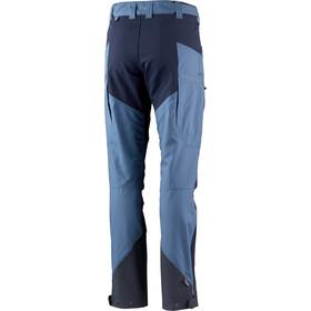 Lundhags Makke Pantalones Mujer, azure/deep blue